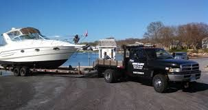 boat hauling firms