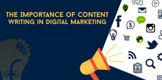 Importance of Content Writing in the Digital Marketing Field