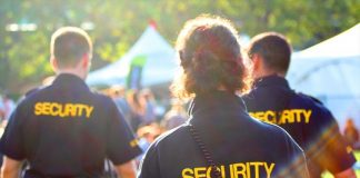 Event security services